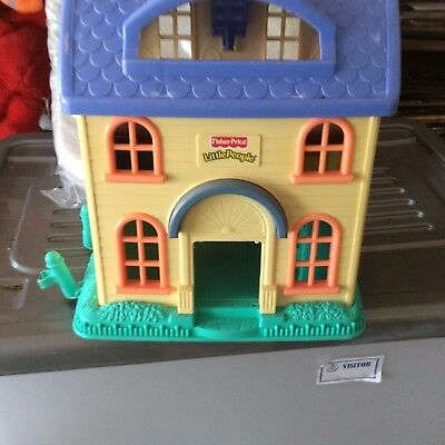 Dolls House Little People.fisher Price