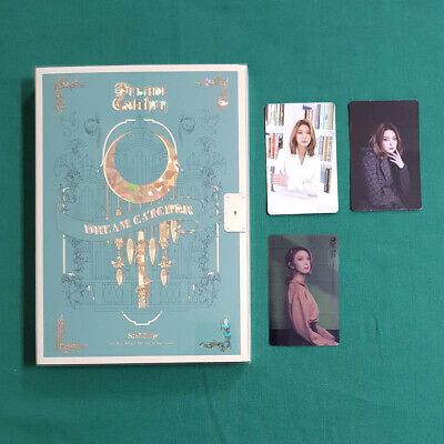 [Pre-Owned] Dream Catcher The End of Nightmare Stability Dami 3pcs Photocard