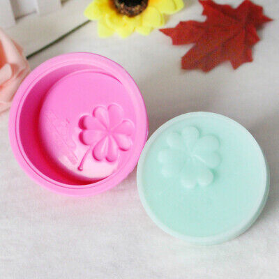 Leaf Pattern Silicone Cake Mold Soap Mold 3d Flower Natural Soap Making CraftsZF