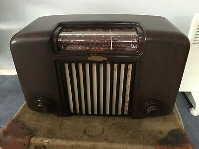 Antique Golden Voice Healing Radio