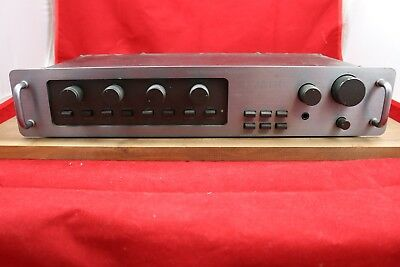 Monogram Preamp 2000XR 1979 RTR C.E.S Show Demo Unit Made In England Class A