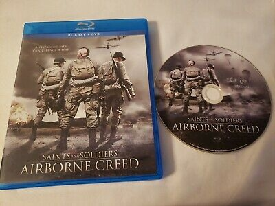 Saints and Soldiers: Airborne Creed (Bluray, 2012) [BUY 2 GET 1 FREE]