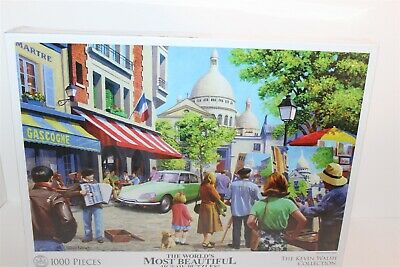 CROWN & ANDREWS 1000 Piece Jigsaw Puzzle The Pioneers Alma