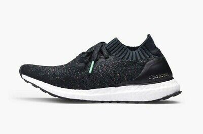ad3f32811 ADIDAS ULTRABOOST UNCAGED Womens Black Shoes Ba9796 New -  129.99 ...