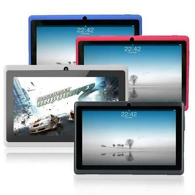 7 Inch Quad-core Student Study Tablet Computer Touch Screen Laptop, Android 4.4