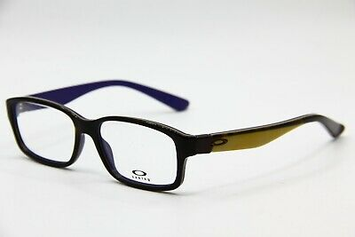 7d7bec3604 New Oakley Ox1072-0552 Tortoise Night Entry Fee Eyeglasses Authentic Rx 52- 18