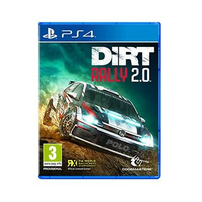 DiRT Rally 2.0 Edizione Day One PS4 (SP)
