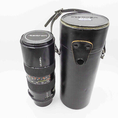 Tamron 85-210mm f/4.5 BBAR MC Macro (Adaptall Mount) - Superb - Free P&P