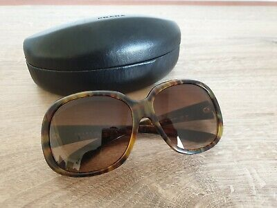 2b33b79ee7 Authentic PRADA SPR 17I 7S1-6S1 Brown Gradient Sunglasses Made in Italy