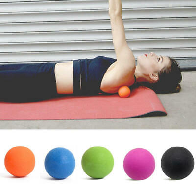Fitness Massage Ball Double Lacrosse Balls for Body Trigger Point Therapy