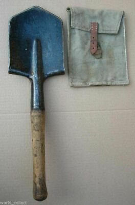 Original WWII Rare Soviet USSR red army Shovel and carrier OMZ 1944