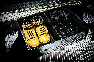 16cacd68c0fd7d Reebok Alien Stomper Final Battle Double Pack EU45 US11.5 UK10.5 DEADSTOCK