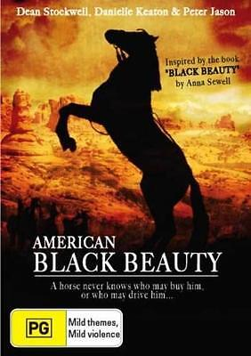 American Black Beauty - Brand New & Sealed (Region 4) Dvd