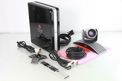 Polycom HDX 7000 HD With Eagle Eyecamera, Remote And Microphone