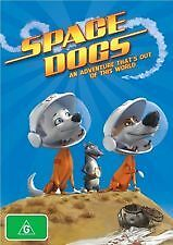 Space Dogs - Brand New & Sealed Dvd (Region 4)