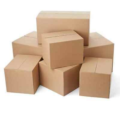 Strong Double/single Wall Removal Mailing Cardboard Boxes  ✔ Next Day Delivery