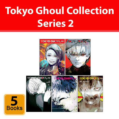 Tokyo Ghoul: Revised Edition Volume 6-10 Collection 5 Books Set Pack (Series 2)