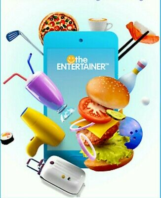 Dubai Entertainer 2019 App Rental - 7 Day - Buy One Get One Free - Brand New