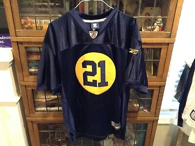 28aba1260 Charles Woodson #21 Green Bay Packers Acme Sewn Throwback Jersey SZ 50 XL -  Cool