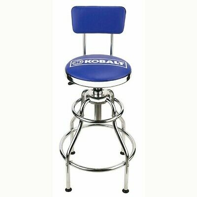 Terrific New Kobalt Adjustable Hydraulic Stool Mechanic Seat Chair Andrewgaddart Wooden Chair Designs For Living Room Andrewgaddartcom