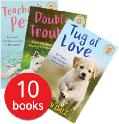 Puppy Patrol Collection - 10 Books