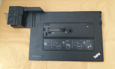 Lenovo ThinkPad 4338 Mini Dock Plus Series 3 USB 3.0 with Keys, 2x DVI