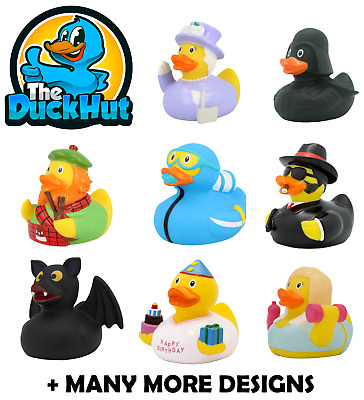 Collectable Rubber Ducks - Bath Toys - Gifts  - Lilalu