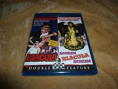 Blacula (1972) / Scream, Blacula, Scream (1973) [1 Disc Region: A NTSC Blu-ray]