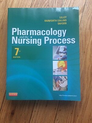 Pharmacology And The Nursing Process 7th Edition
