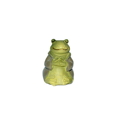 Frog With Saddle Accessories Miniature Dollhouse FAIRY GARDEN