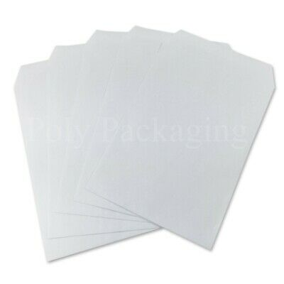 114x162mm PAPER ENVELOPES C6 *Any Qty* Window White Self Sealing Seal Office