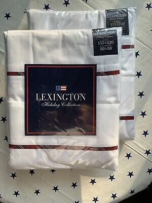Lexington Holiday Collection 1bettwäsche Garnitur Flanell Neu