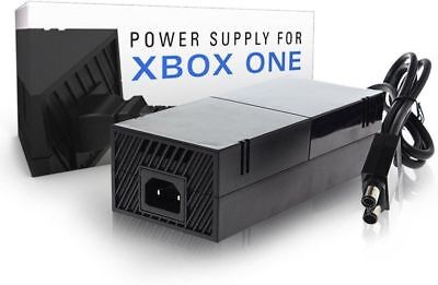 For Microsoft XBOX ONE Console AC Adapter Brick Charger Power Supply Cord Cable