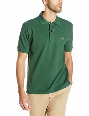 812179f1 Lacoste Men's Short Sleeve Pique L.12.12 Classic Fit Polo Shirt, L1212