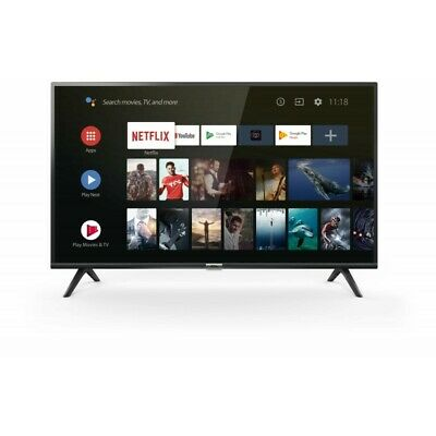 Tcl 32Es560 Tvc Led 32 Smart Android 8.0+T2 Hevc Sat