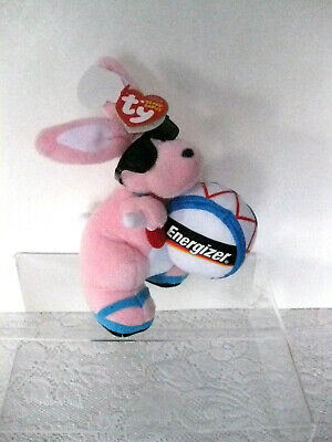 83effb82955 TY BEANIE BABY ~ ENERGIZER BUNNY the Bunny (Walgreen s Exclusive ...