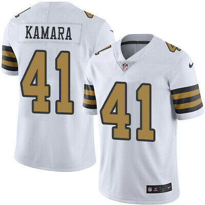 Color Rush New Orleans Saints Alvin Kamara Limited Edition Men XL Jersey. 5bb03b82b