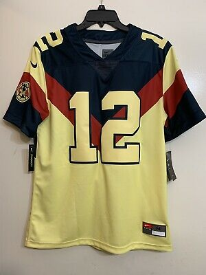 best service 05637 dc645 NIKE CLUB AMERICA Aguilas Color Flash 3rd Jersey 2014-2015 ...