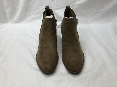 80f99ae8fcc Women s Sonoma Goods for Life Vitalize Stone Comfort Ankle Boots Taupe Size  9