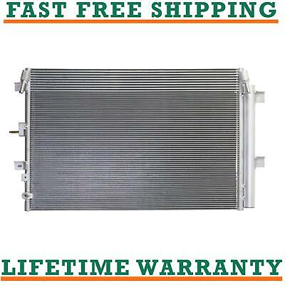 AC Condenser A//C Air Conditioning w//Receiver Drier for Ford Edge Lincoln MKX