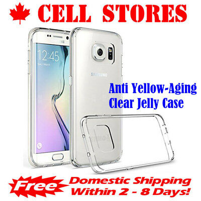 Ultra Thin Soft TPU Silicone Jelly Bumper Back Cover Case for Samsung Note 3