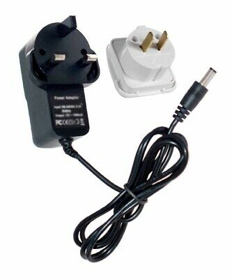 Replacement Power Supply for Sega Master System 1 9V DC HS