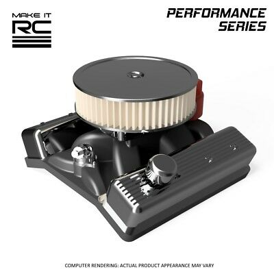Make It RC 1/10 Scale DV1 V8 Engine Cover For Scale RC Car & Truck