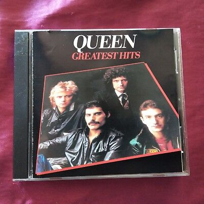 QUEEN - GREATEST HITS - CD 1994 Italy vgc