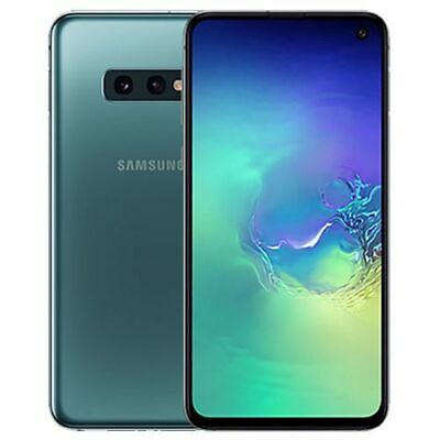 Samsung Galaxy S10e G970FD Dual 6GB RAM 128GB Prism Green ship from EU