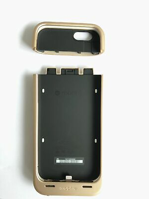 Mophie 3300mah Juice Pack Air Battery Case Ultra 120% for Apple iPhone6/6s Gold
