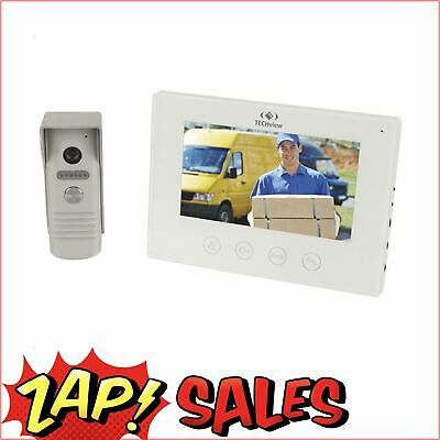 $160 after PAPA20 Code: Techview LCD Wired Video Doorphone