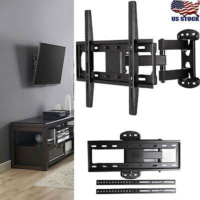 """TV Wall Mount Bracket for 26-50/"""" TVs up to VESA 400mm and 66lbs in Extension Arm"""