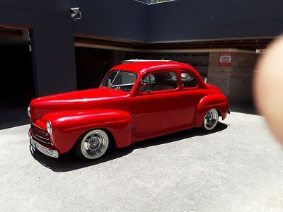 Ford coupe  46