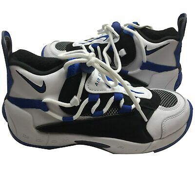 size 40 a1823 5f1cc Nike Air Swoopes II Basketball Sheryl Swoopes 917592 101 Womens 6 Youth 4.5